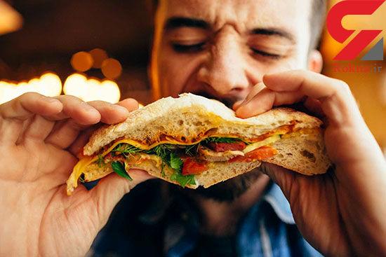 شناخت شخصیت از نحوه غذا خوردن