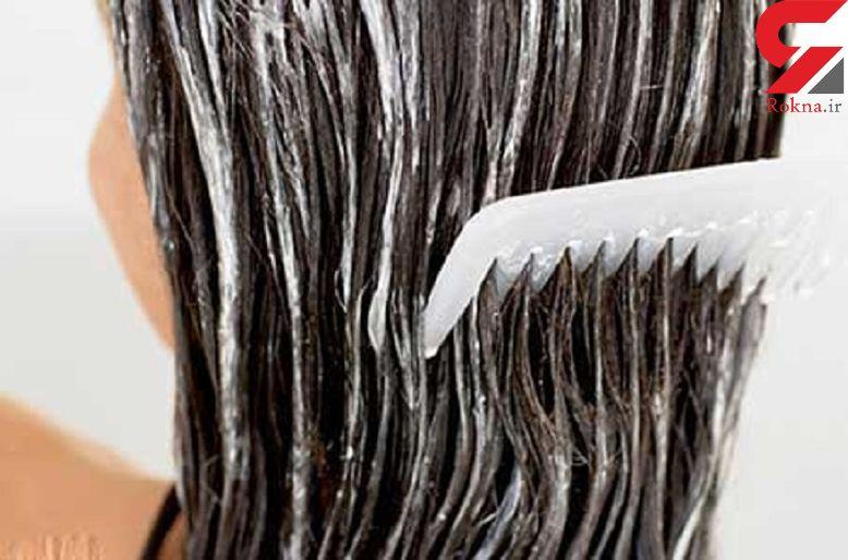 دستور ماسکی معجزه گر برای ترمیم موهای آسیب دیده