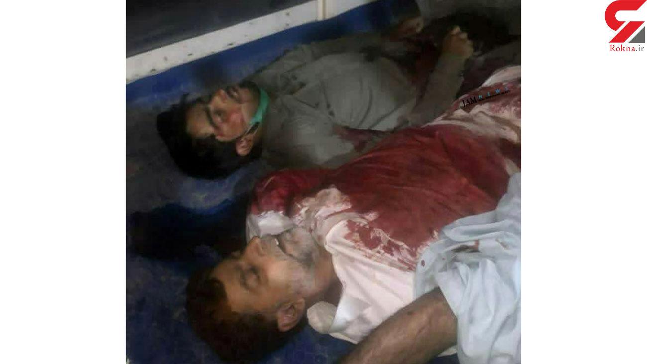 نخستین عکس از هلاکت عامل شهادت 27 مرزبان ایرانی