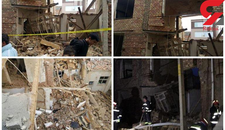 انفجار مرگبار در بوکان + عکس