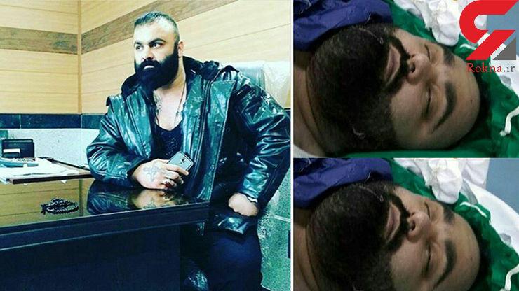 شاه مازندران در زندان درگذشت + عکس