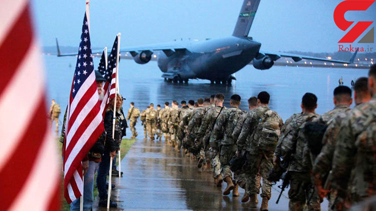 کرونا به جان ارتش آمریکا در خاورمیانه افتاد