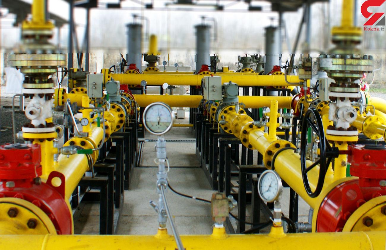 گازرسانی به 31 واحد صنعتی در هفته دولت