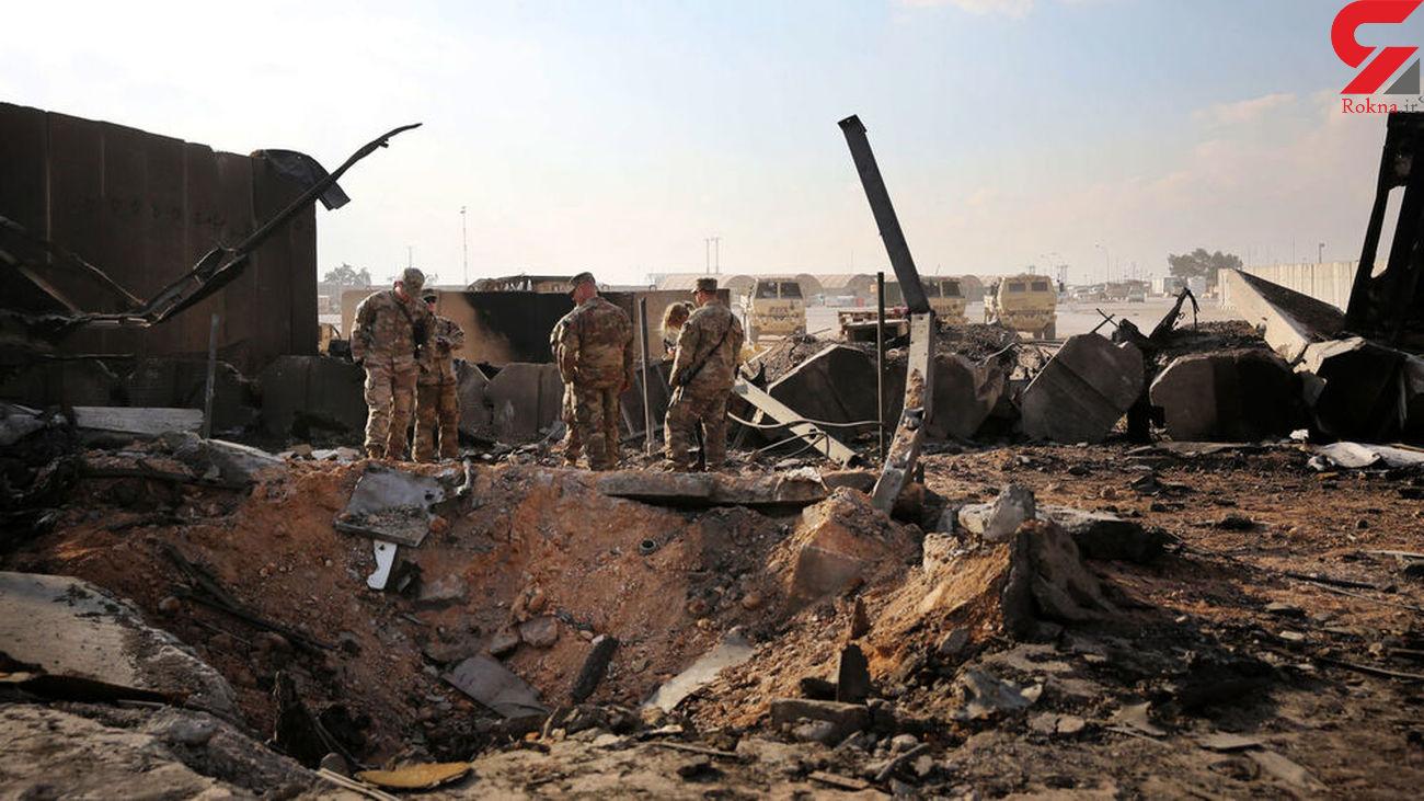 ۳ نظامی آمریکایی در حمله موشکی به عین الاسد کشته شدند