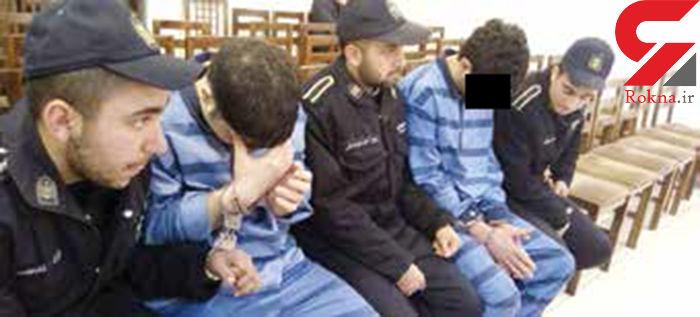 حمله 4 مرد شیطان صفت به محل کار 2 دختر تهرانی/آن ها به التماس های ما توجه نکردند و ...