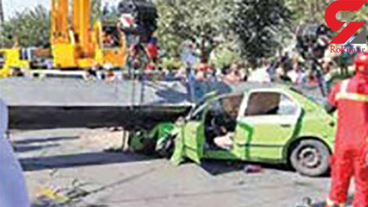 5 مقصر سقوط مرگبار جرثقیل در پارک بسیج چه کسانی هستند ! + عکس