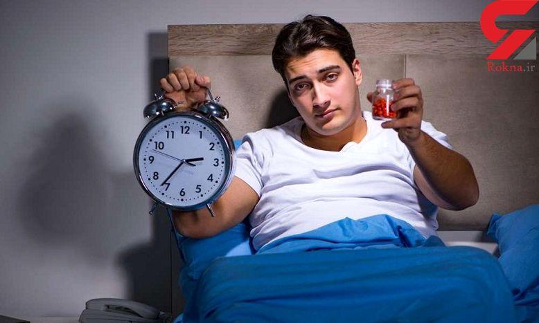 بیماری هایی که در خوابیدن کمتر از 7 ساعت سرتان می آید