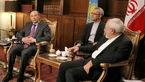 دیدار وزیر امور خارجه قزاقستان با ظریف