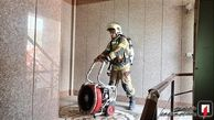 پاسگاههای محیط بانی اردبیل به تجهیزات اطفاء حریق مجهز شدند