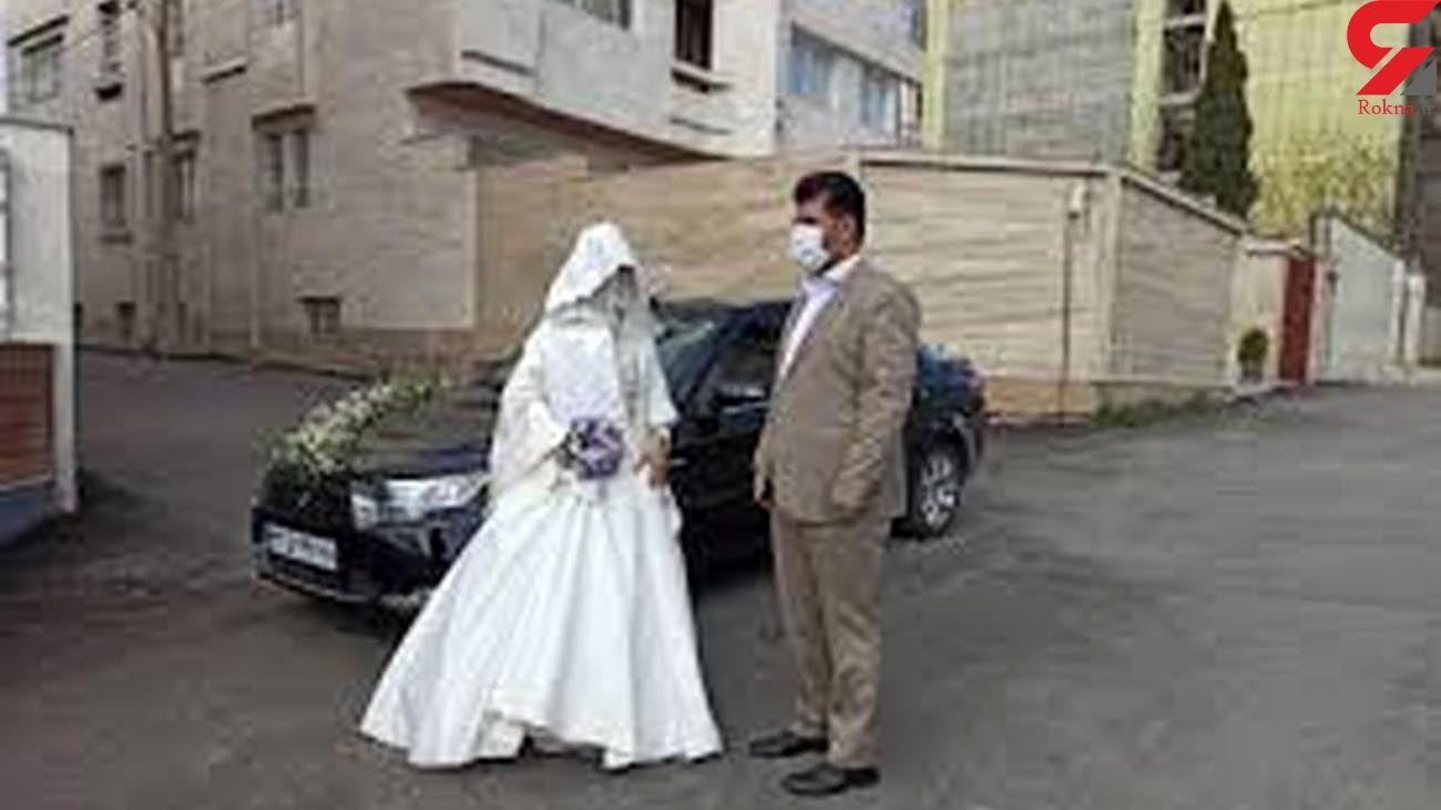 28 مهمان جشن عروسی در ارومیه کرونا گرفتند