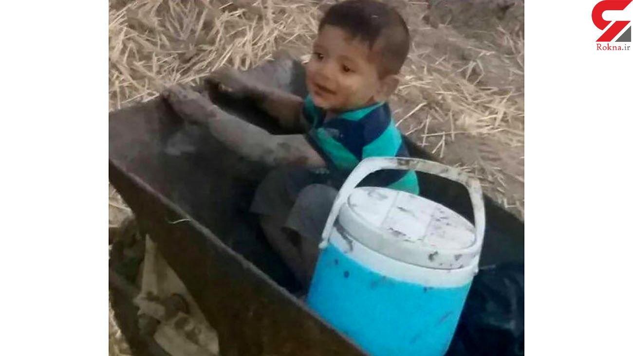 فیلم لحظه پیدا شدن پسر بچه گمشده در جنگل گالیکش / سردار کجا بود؟! + جزییات