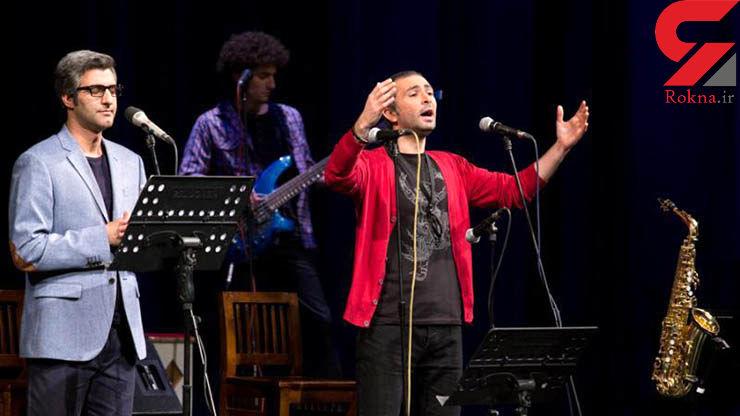 اجرای کنسرت گروه «دنگ شو» در کانادا