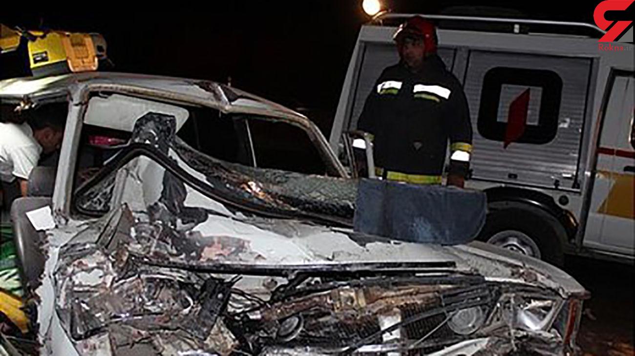 5 کشته در صحنه مرگباری در لرستان / امروز رخ داد + عکس
