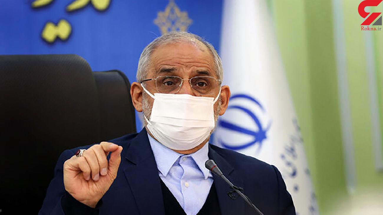 حاجیمیرزایی: امیدواریم با واکسیناسیون مدارس در مهرماه باز شوند