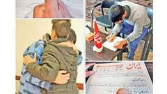 سرباز فقیر توسط دستان پر سخاوت نیکوکاران به زندگی برگشت+ عکس