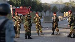 حمله تروریست ها به پایگاه نظامی و مرکز آموزش پلیس 12 کشته بر جای گذاشت