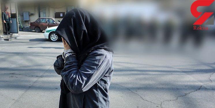 این دختر جوان را می شناسید؟! / او یک محله را روی دست می چرخاند!+ عکس