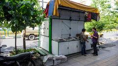 تغییر بدنه کیوسکهای مطبوعات/ شرط ماندگاری مشاغل آلاینده در تهران