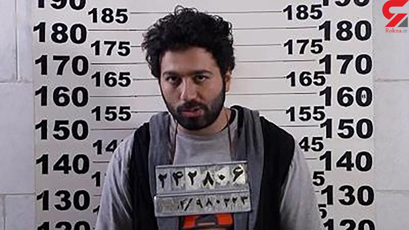 بازداشت علی صبوری