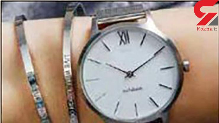 شناسایی استرس با ساعت هوشمند چندکاره