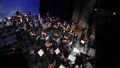 نوازندگان ارکستر ملی ایران در ایتالیا