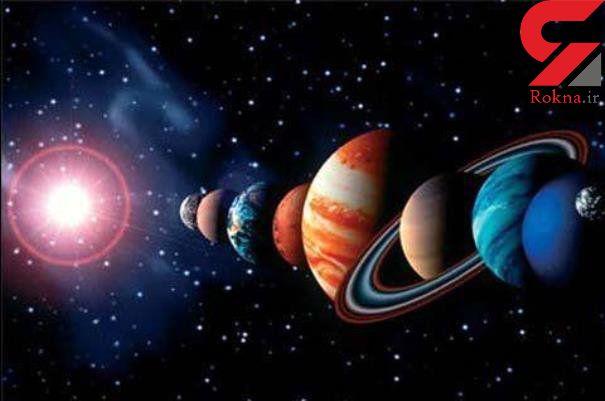 رصد سیاره عطارد را بعد از غروب امروز خورشید/در گرگ و میش افق غربی