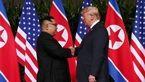 ترامپ و رهبر کره شمالی برای اولین بار با یکدیگر دست دادند +عکس