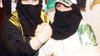 لباس خاص بانوان تماشاگر عربستان