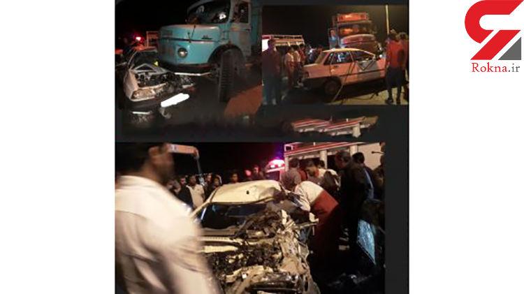 سه حادثه ترافیکی، سه فوتی در رفسنجان بجا گذاشت