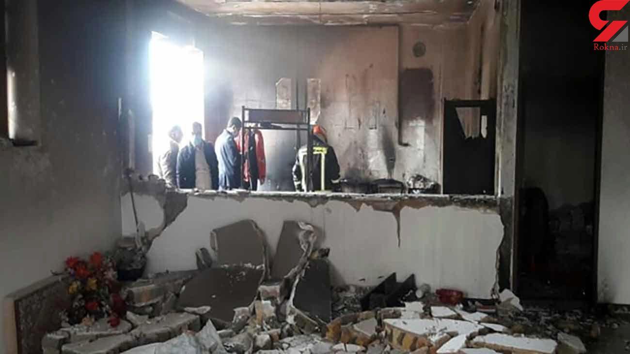 انفجار در خرمآباد + جزییات