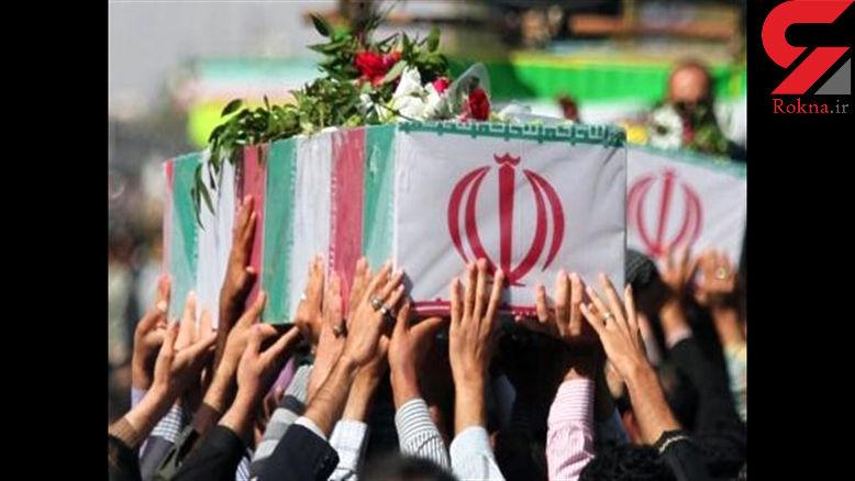 شهادت مامور پلیس کرمان در درگیری با اشرار مسلح