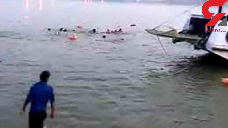 واژگونی یک قایق در هند 21 کشته برجای گذاشت