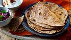 دستور پخت خوشمزه ترین نان تابه ای+آموزش