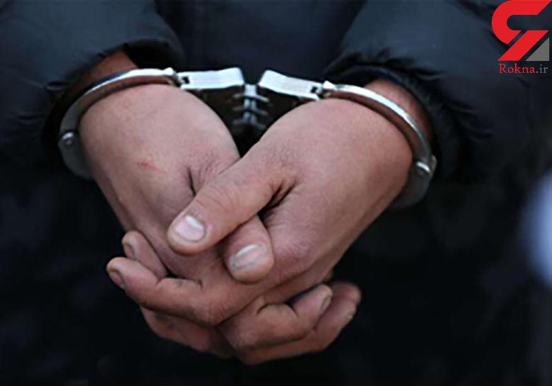 سارقان حرفهای در فردیس دستگیر شدند