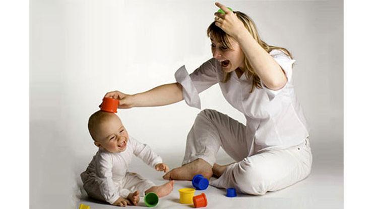 خانمها اگر شوهر تان خنگ است نگران نباشید / هوش از مادر به ارث می رسد!