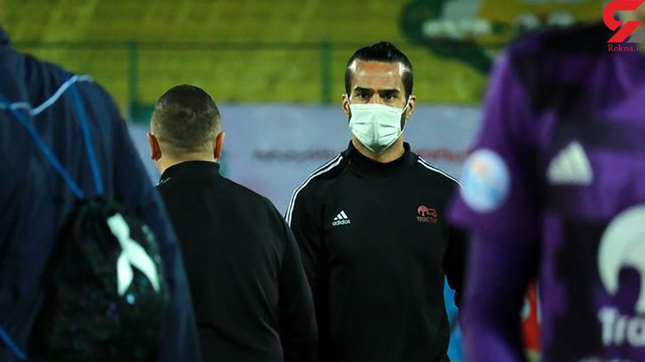 درخواست مهم مسعود شجایی از بازیکنش برای دیدار با پرسپولیس