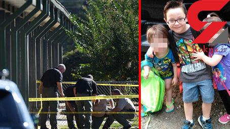 تیراندازی پسر 14 ساله در مدرسه پس از قتل پدر +تصاویر