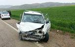 تصادف مرگبار پراید و ال 90 با یک کشته در قوچان