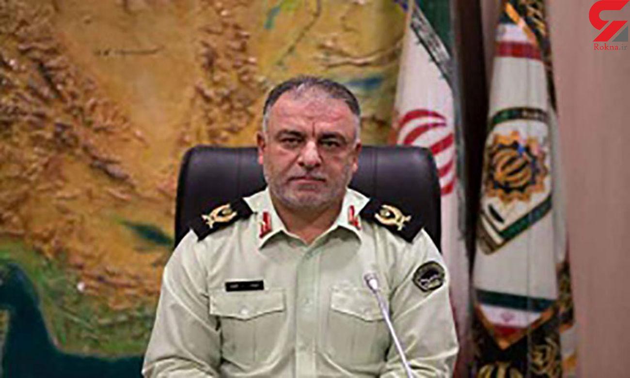 ماموریت های پلیس تهران در روزهای کرونایی