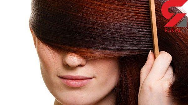 زیبایی موهای زنان با سس مایونز+تهیه ماسک خانگی