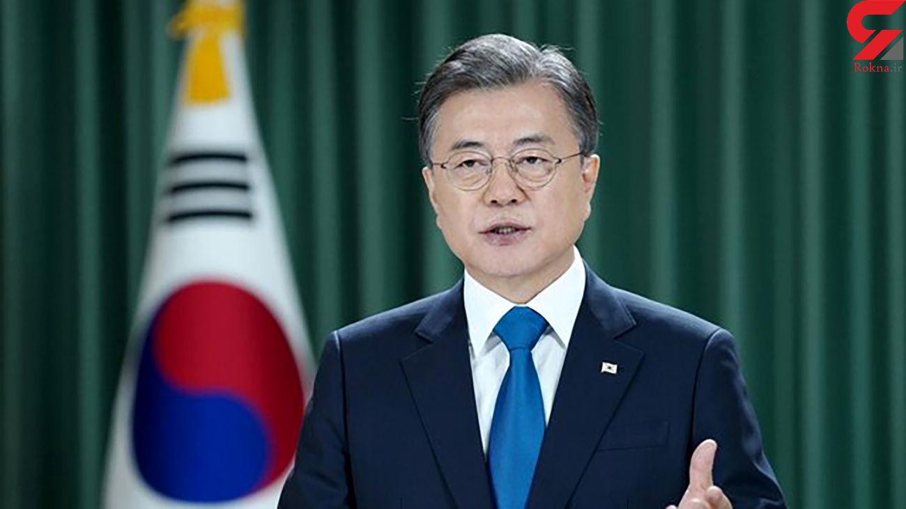 رییس جمهور کره 21 مه به آمریکا میرود