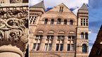 بنایی معروف و زیبا که زمانی شهرداری تورنتو بوده است!+ عکس های زیبا