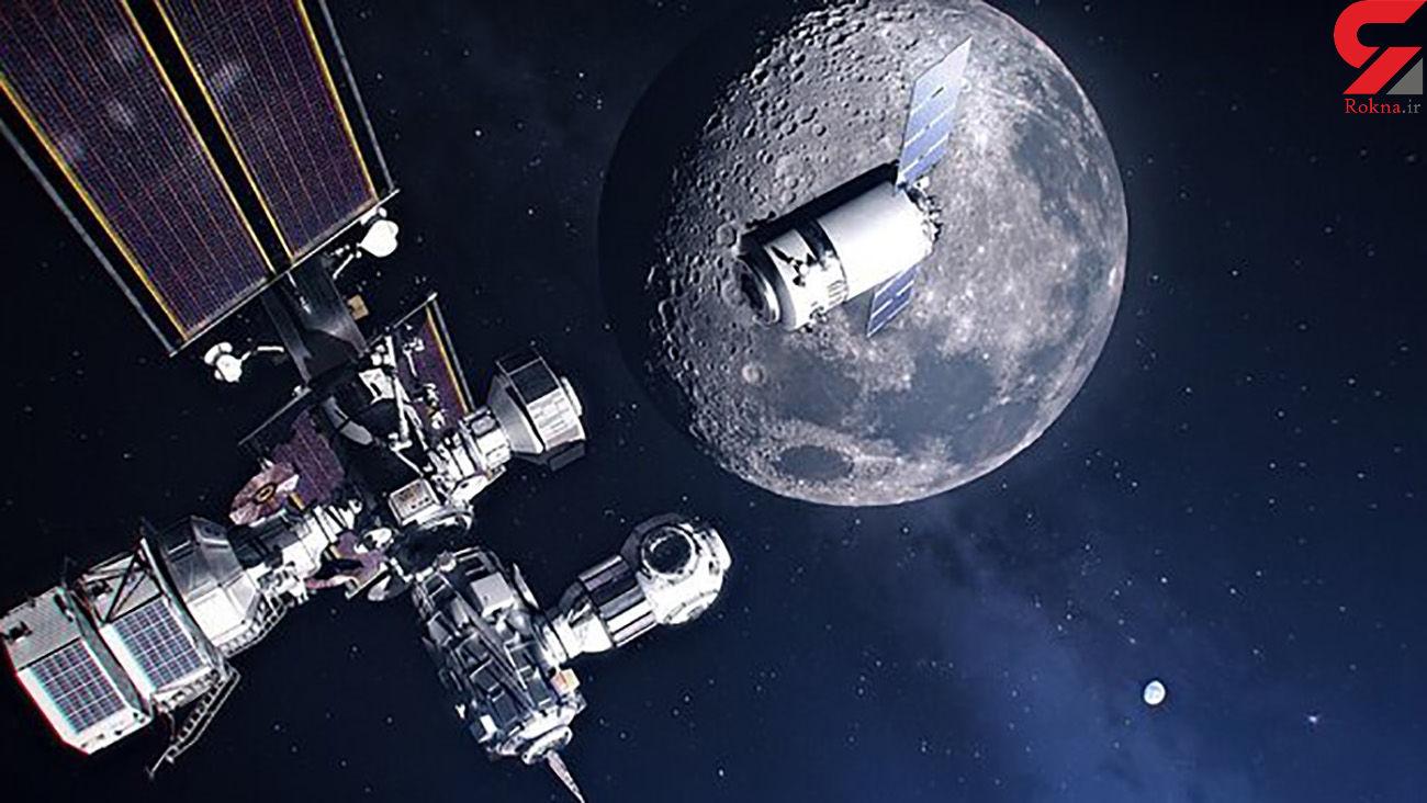 ناسا منتشر کرد / عکس های ایستگاه فضایی دروازه ماه