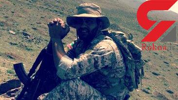 علی اصغر الیاسی جوان کرجی در سوریه به شهادت رسید + عکس