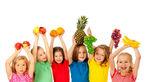 نیاز  کودکان به میوه چند واحد در روز است؟