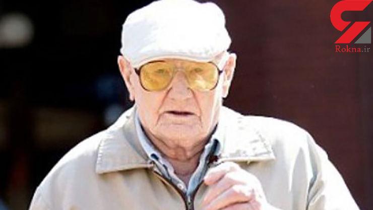اقدام زشت با دختران جوان از سوی مردی که حالا 101 ساله است+ عکس