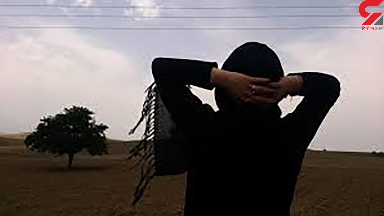 بازداشت شیطان شیراز / او یک دختر است