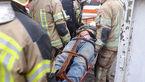 سقوط مرگبار کارگر آملی از داربست ساختمان
