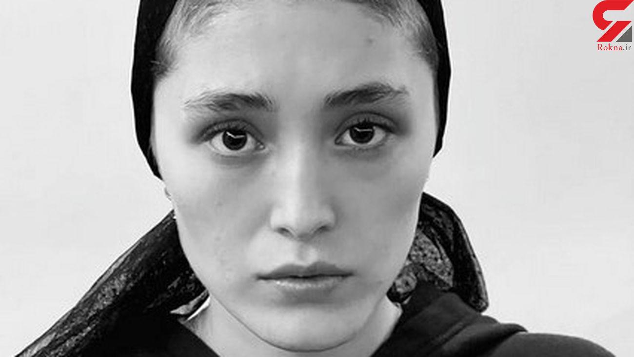 بازیگر افغان در آغوش بازیگر معروف ایرانی
