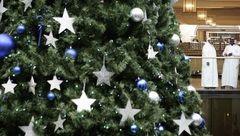 درخت کریسمس ممنوع!